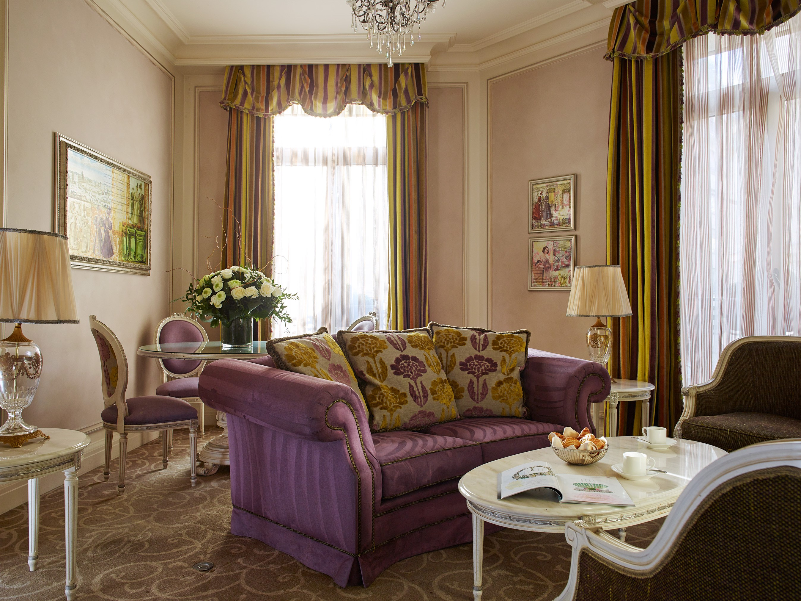 Suiten Hotel Balzac Paris